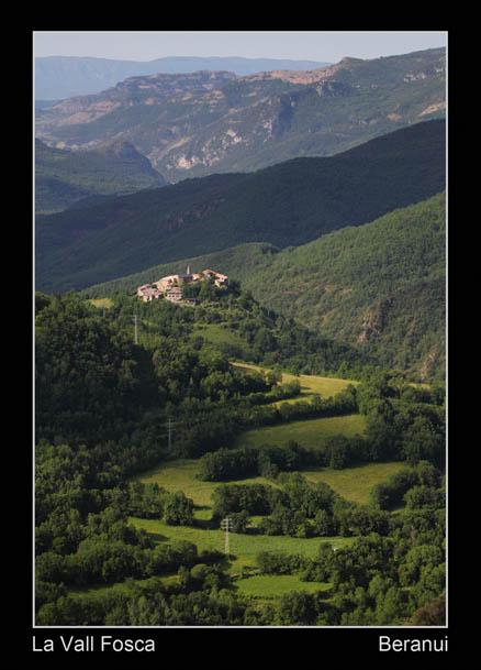 Postal Beranui, Vall Fosca. Guido Krawczyk
